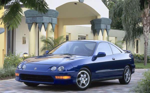 Фото Acura Indegra Coupe