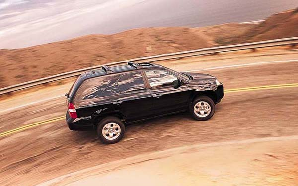 Фото Acura MDX  (1999-2006)
