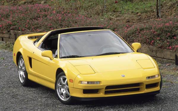 Фото Acura NSX  (1990-2001)