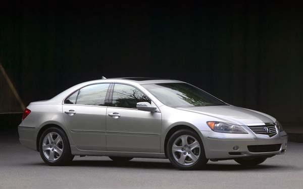 Фото Acura RL  (2005-2008)