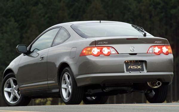 Фото Acura RSX  (2002-2005)