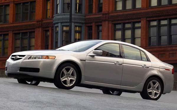 Фото Acura TL  (2004-2006)