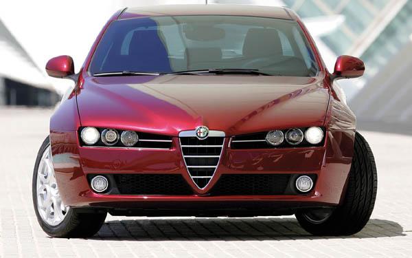 Фото Alfa Romeo 159