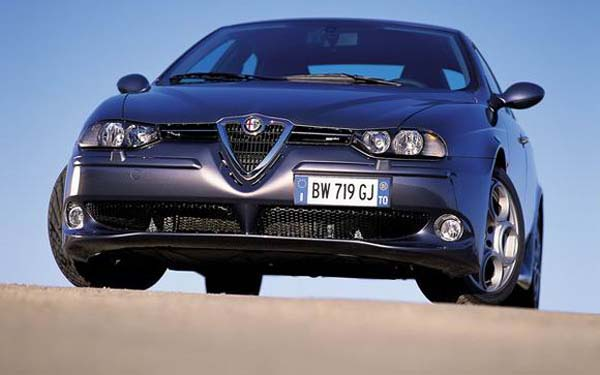 Фото Alfa Romeo 156 GTA