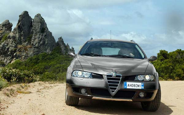 Фото Alfa Romeo 156 Crosswagon Q4