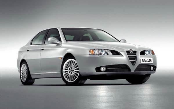 Фото Alfa Romeo 166