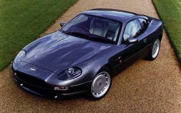 Фото Aston Martin DB7 Vantage