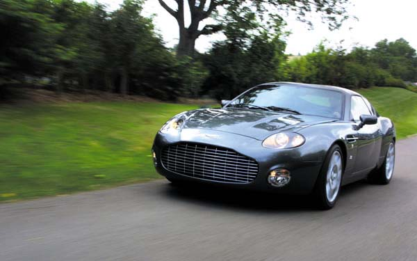 Фото Aston Martin DB7 Zagato