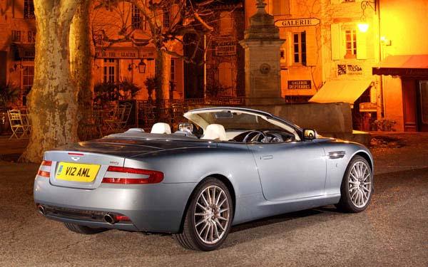 Фото Aston Martin DB9 Volante  (2004-2012)