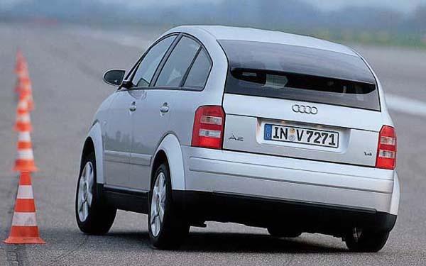 Фото Audi A2