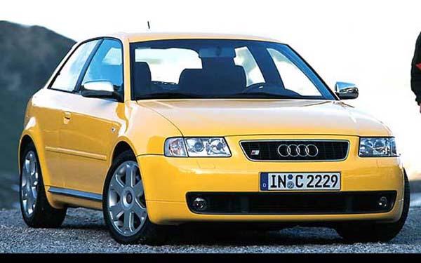 Фото Audi S3  (1999-2000)
