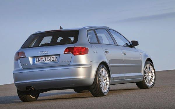 Фото Audi A3 Sportback  (2004-2008)