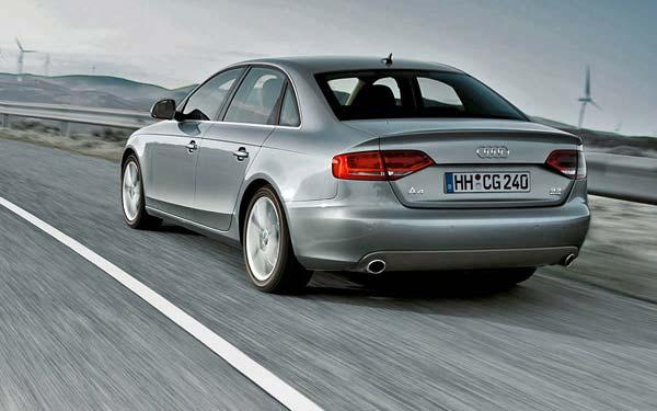 Фото Audi A4  (2008-2011)