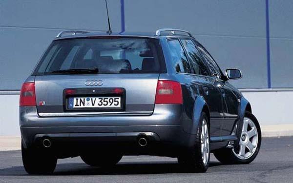 Фото Audi S6 Avant  (1999-2004)