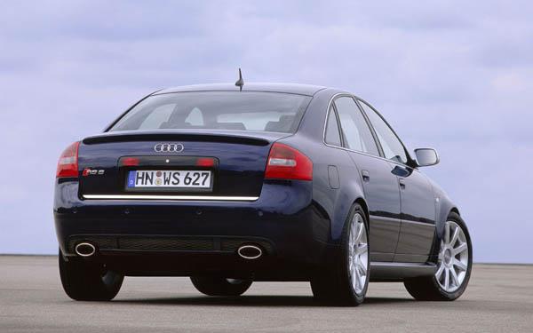 Фото Audi RS6  (2002-2004)