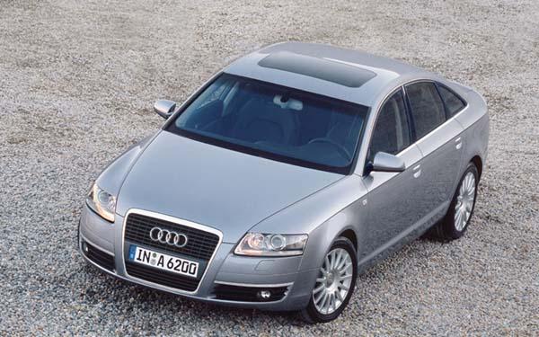 Фото Audi A6  (2004-2008)