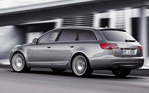 Фото Audi S6 Avant  (2006-2008)