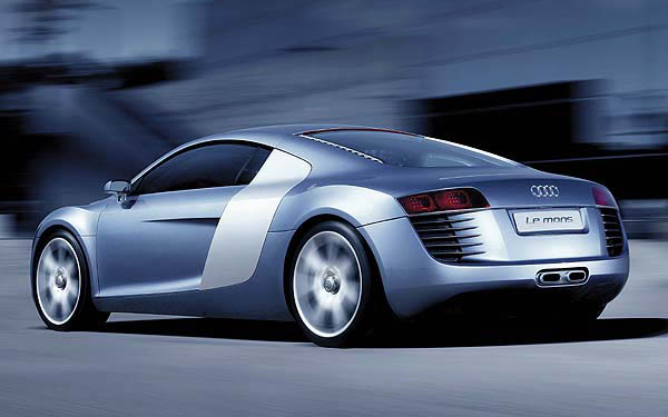 Фото Audi Le Mans