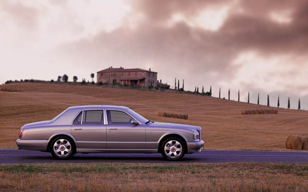 Фото Bentley Arnage  (1998-2004)