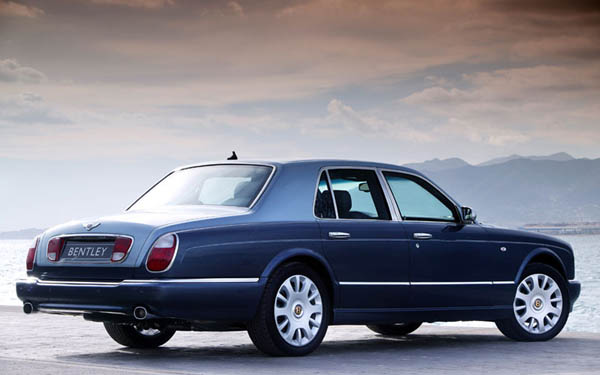 Фото Bentley Arnage