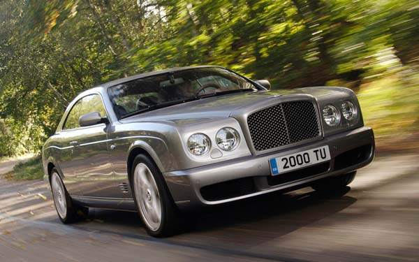 Фото Bentley Brooklands