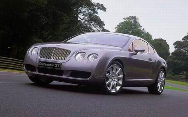 Фото Bentley Continental GT  (2003-2011)