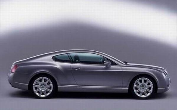 Фото Bentley Continental GT  (2003-2011)