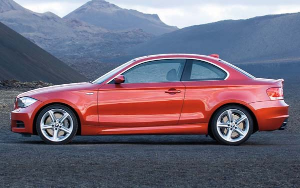 Фото BMW 1-series Coupe