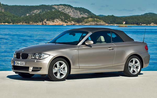 Фото BMW 1-series Convertible