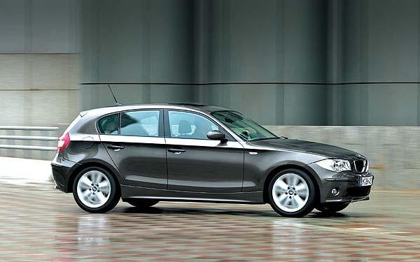 Фото BMW 1-series  (2004-2006)