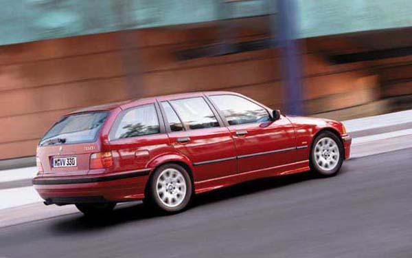 Фото BMW 3-series Touring  (1995-1999)
