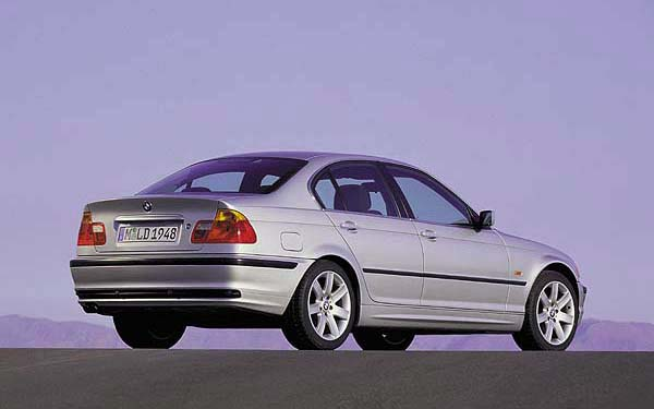 Фото BMW 3-series  (1998-2001)