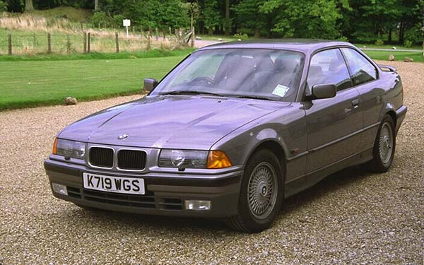 Фото BMW 3-series Coupe  (1992-1998)