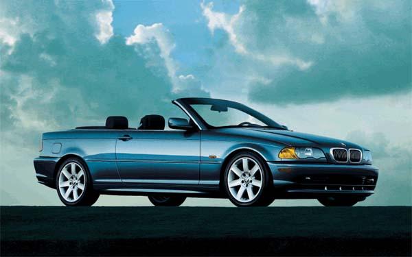 Фото BMW 3-series Cabrio  (2000-2002)