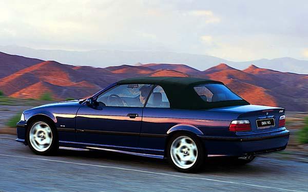 Фото BMW M3 Convertible  (1995-1999)