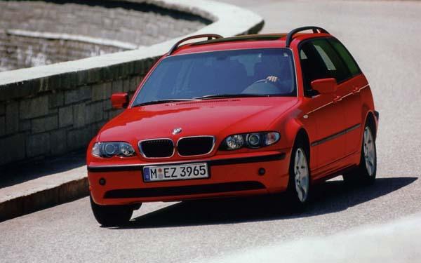 Фото BMW 3-series Touring  (2002-2005)
