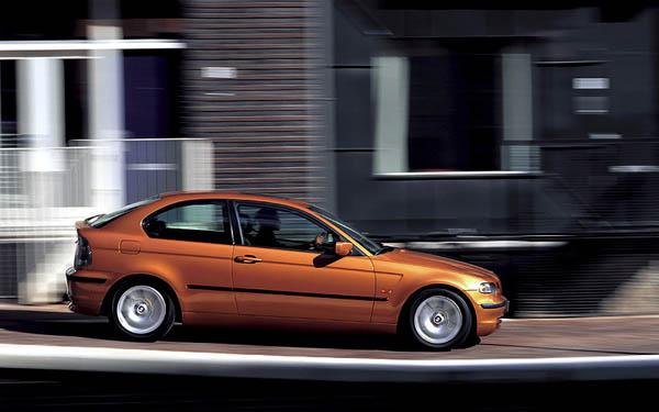 Фото BMW 3-series Compact  (2001-2005)