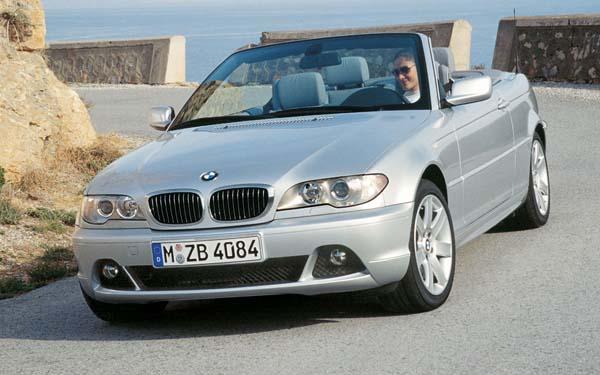 Фото BMW 3-series Cabrio  (2003-2006)