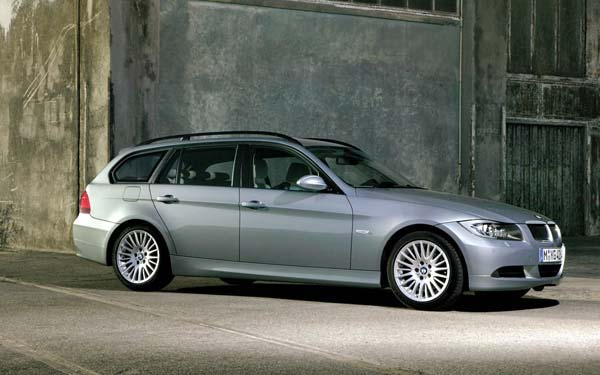Фото BMW 3-series Touring  (2005-2008)