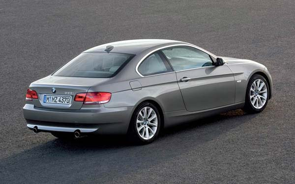 Фото BMW 3-series Coupe  (2006-2009)