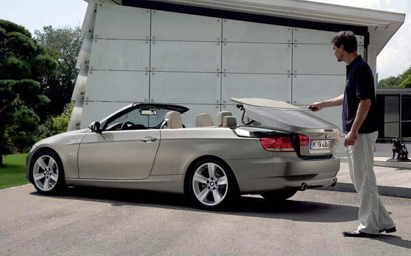 Фото BMW 3-series Convertible  (2006-2009)