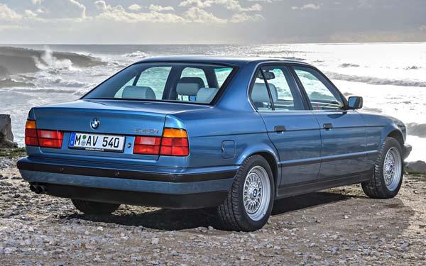 Фото BMW 5-series  (1995-1999)