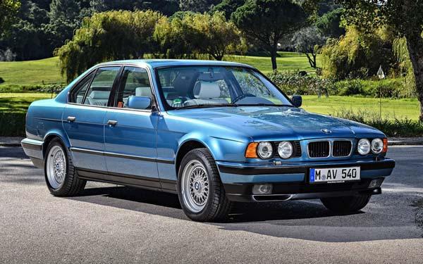 Фото BMW M5  (1998-2003)