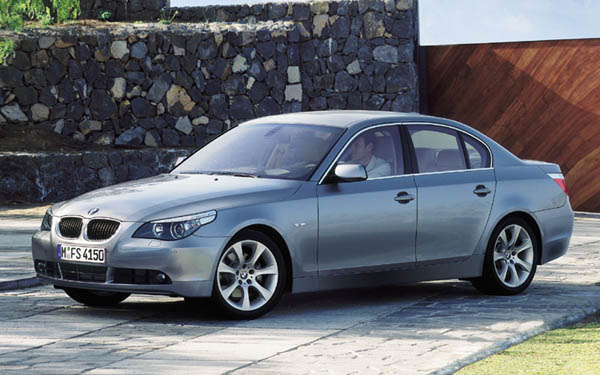 Фото BMW 5-series  (2003-2006)