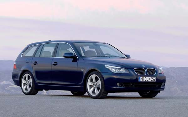 Фото BMW 5-series Touring (2007-2010)