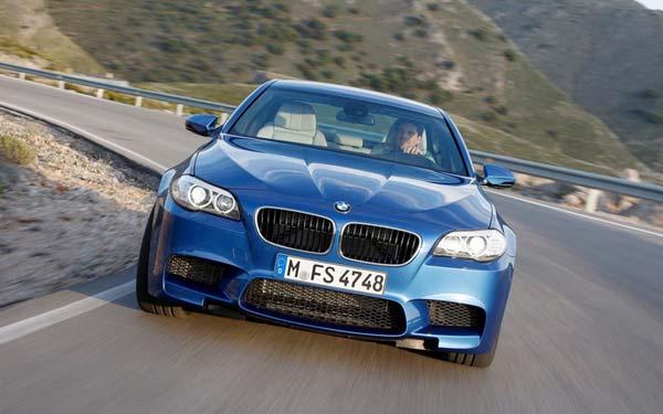 Фото BMW M5 (2011-2013)
