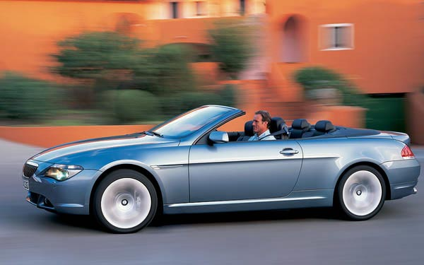 Фото BMW 6-series Convertible  (2006-2010)