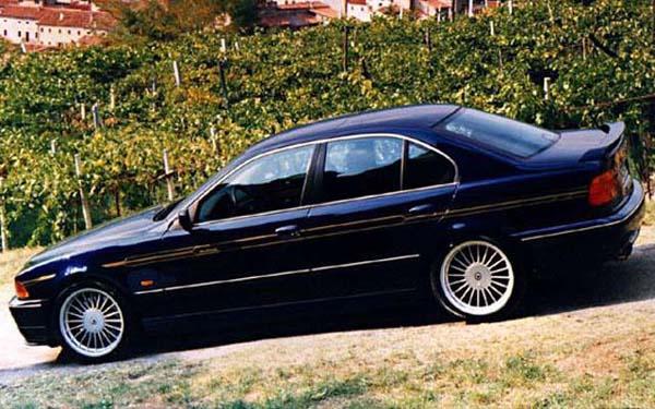 Фото BMW 7-series  (1996-2001)