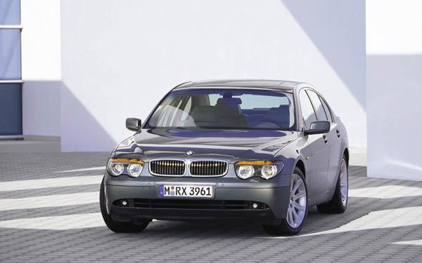 Фото BMW 7-series  (2001-2004)