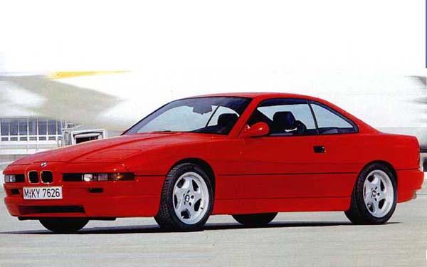 Фото BMW 8-series  (1996-1998)